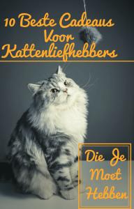 10 Beste Cadeaus Voor Kattenliefhebbers Die Je MOET Hebben (1)